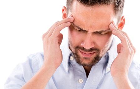Fejfájás, fáj a templomokban: mit kell tenni? Okai, tünetei és kezelése - Nyomás