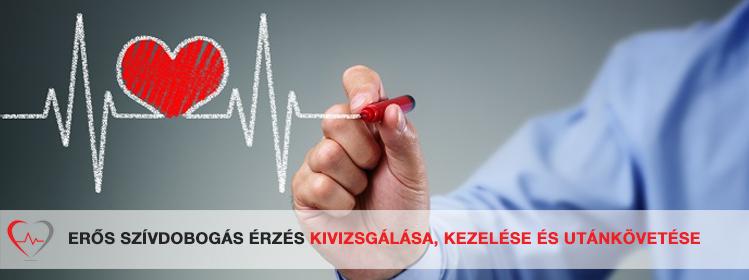 magas vérnyomás és a szívdobogás kezelése ajánlások a magas vérnyomás 2 fokozatára