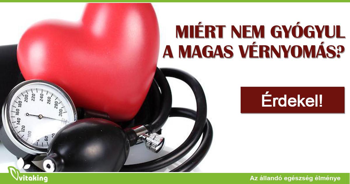 mi a krónikus magas vérnyomás