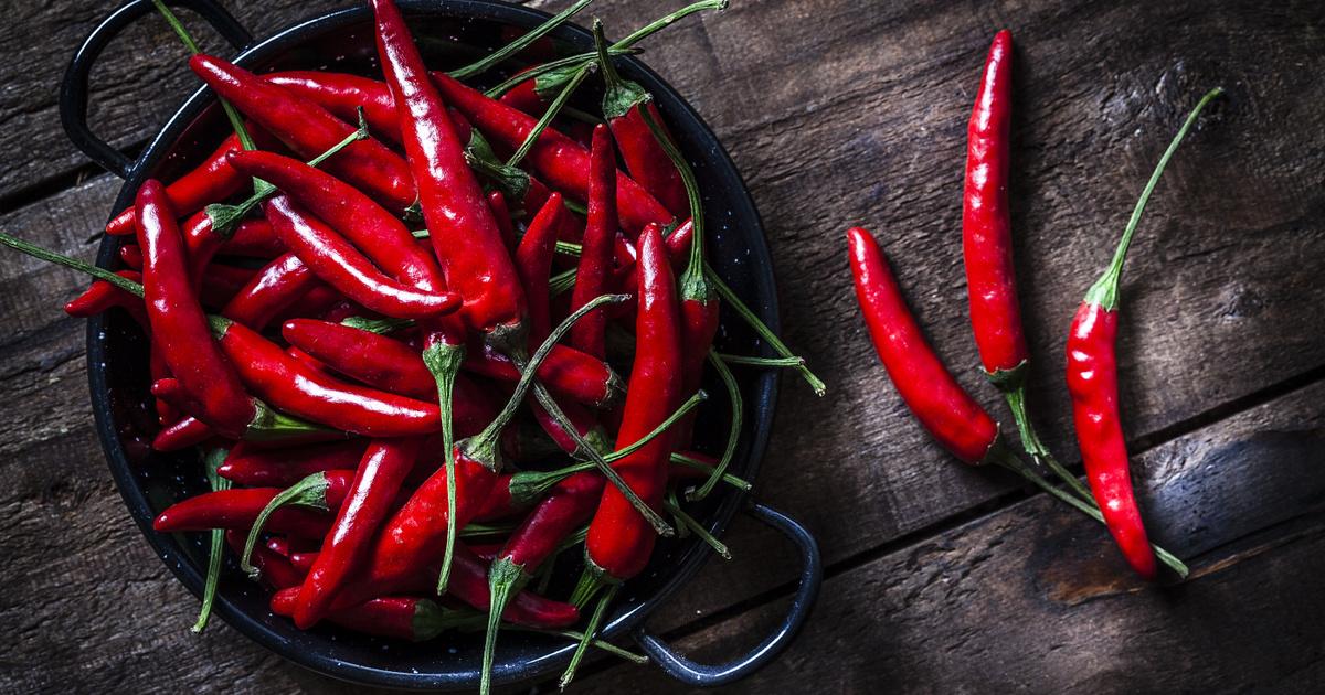 A chili csökkenti a vérnyomást - rezpatko.hu - Egészség és Életmódmagazin