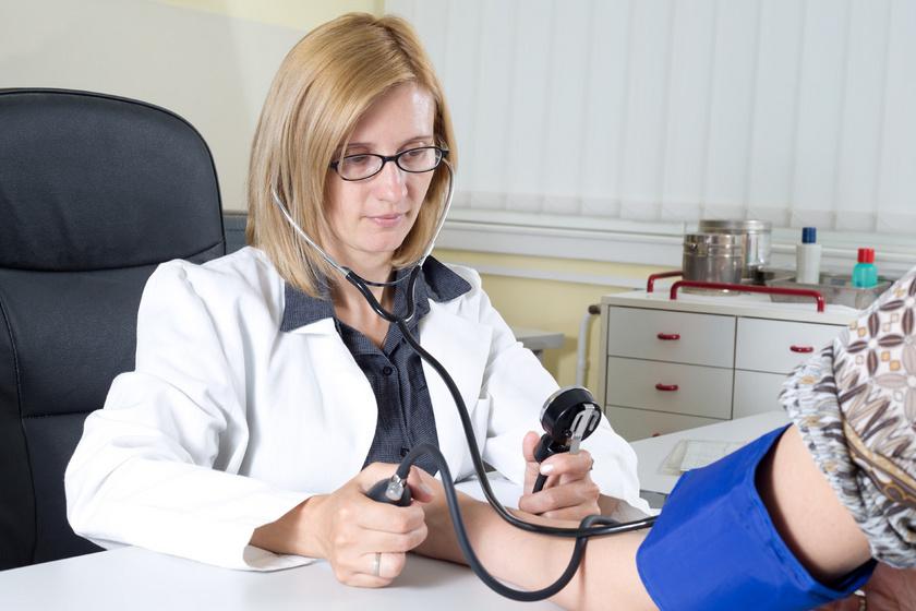 magas vérnyomás pulzusmutatói
