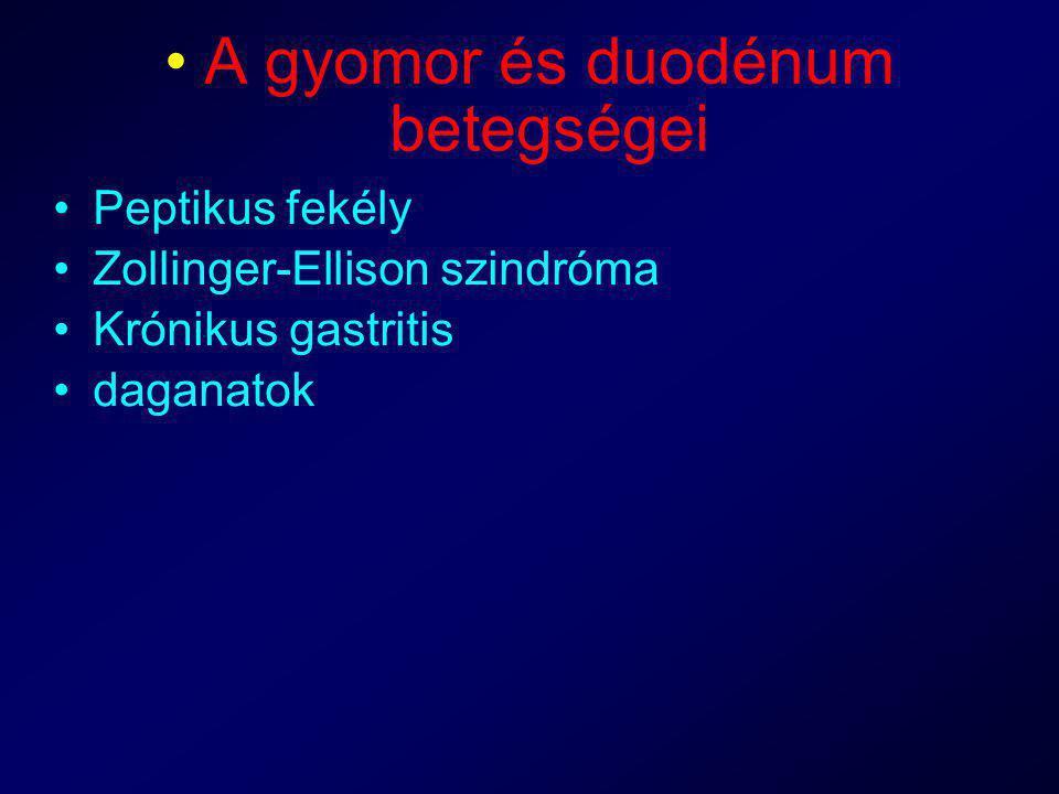 hipertónia peptikus fekély