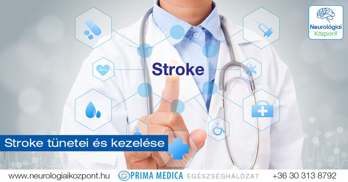 magas vérnyomás kezelés a stroke után
