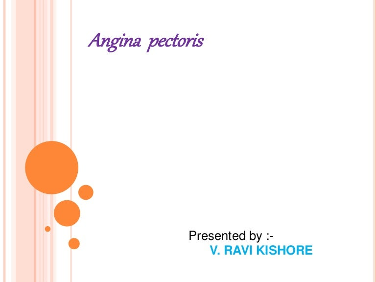 Angina pectoris - KardioKözpont