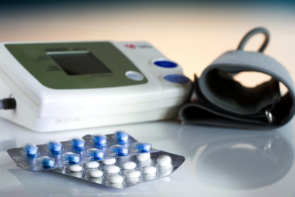 gyógyszerek magas vérnyomás fiziotének