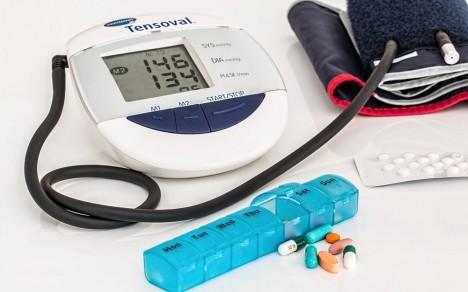 egyszerű magas vérnyomás