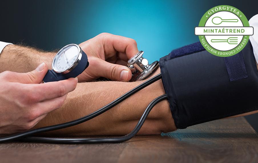 Ásványok hatása a magas vérnyomás