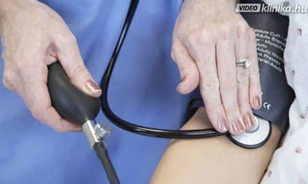 magas vérnyomás érgörcs rend a magas vérnyomás kezelésére
