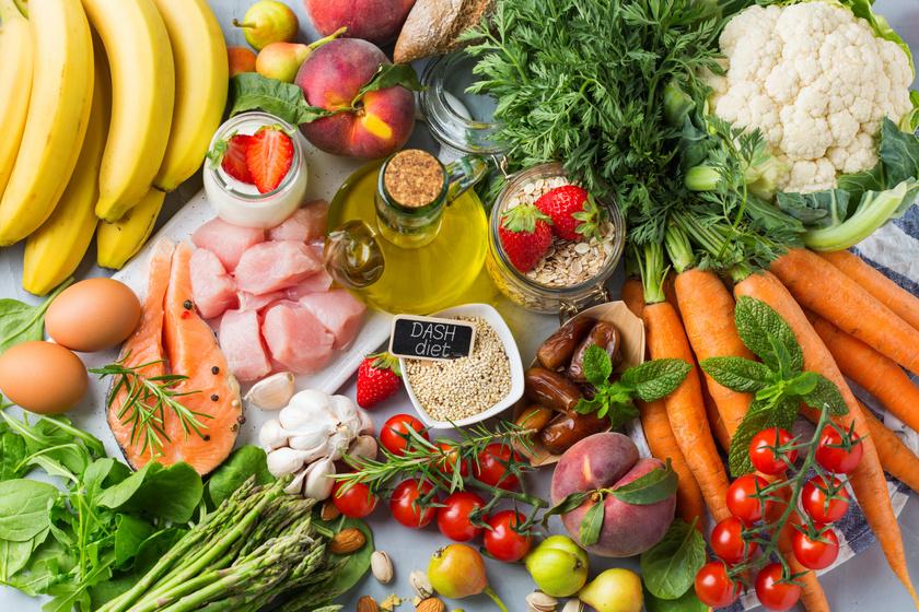 Küzdj a magas vérnyomás ellen DASH diétával   Well&fit