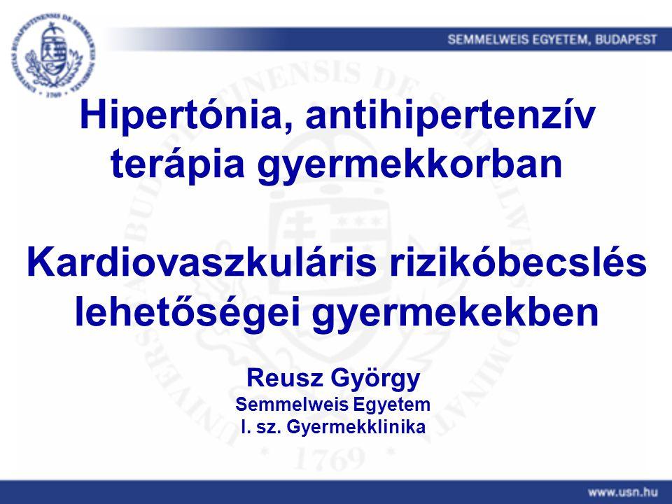 hipertónia gyermekeknél tünetek