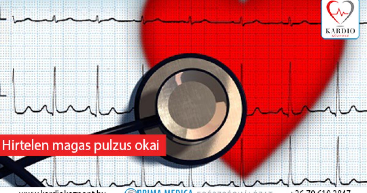 Erős szívdobogásérzés: Mitől lehet?