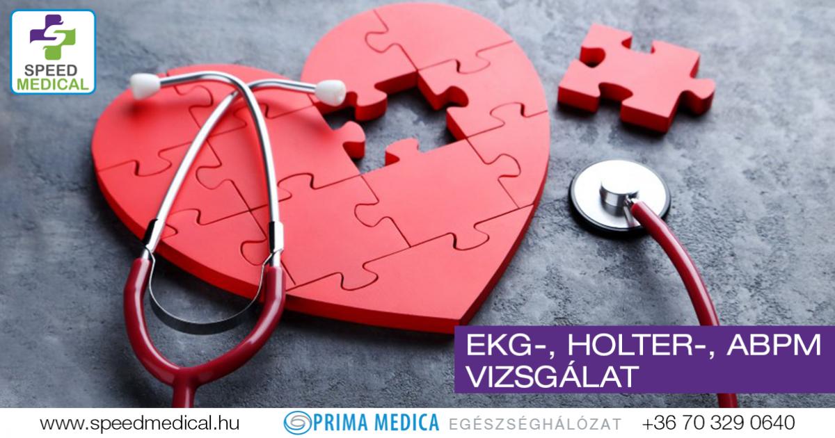 a szív EKG-je magas vérnyomásban vészhelyzet magas vérnyomás esetén