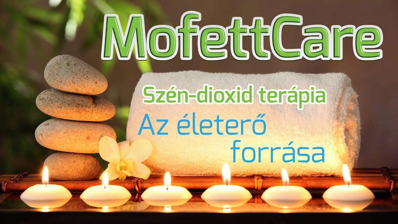 MOFETTA- CO2 Gyógykabin