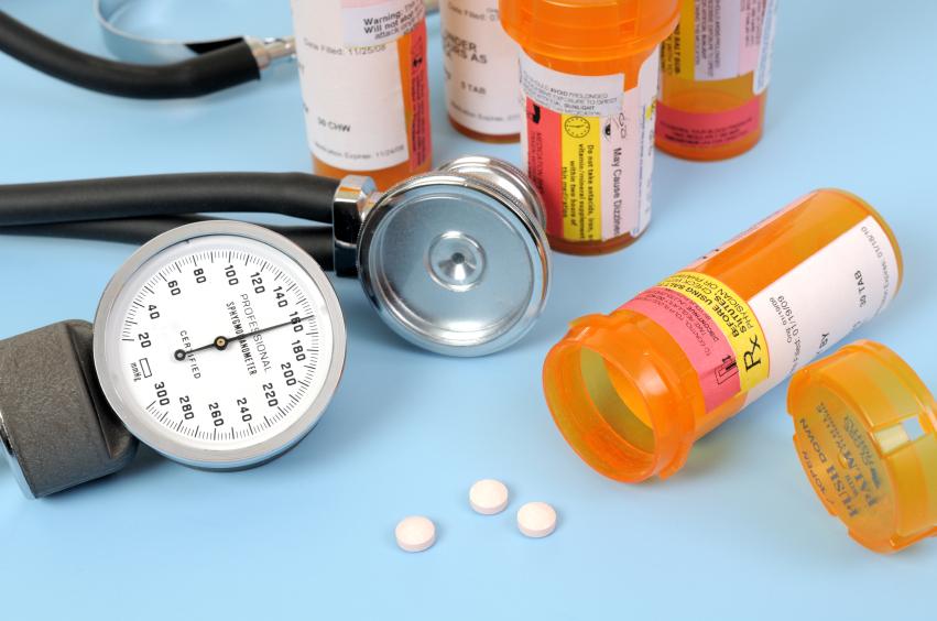 gyógyszerek kombinációi magas vérnyomás kezelésére