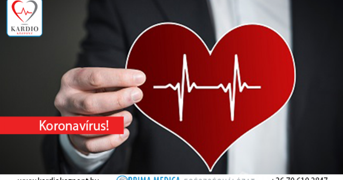 Koronavírus: veszélyes, ha magas a vérnyomás - HáziPatika
