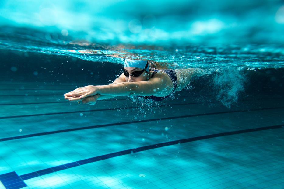 hogyan kell úszni magas vérnyomásban