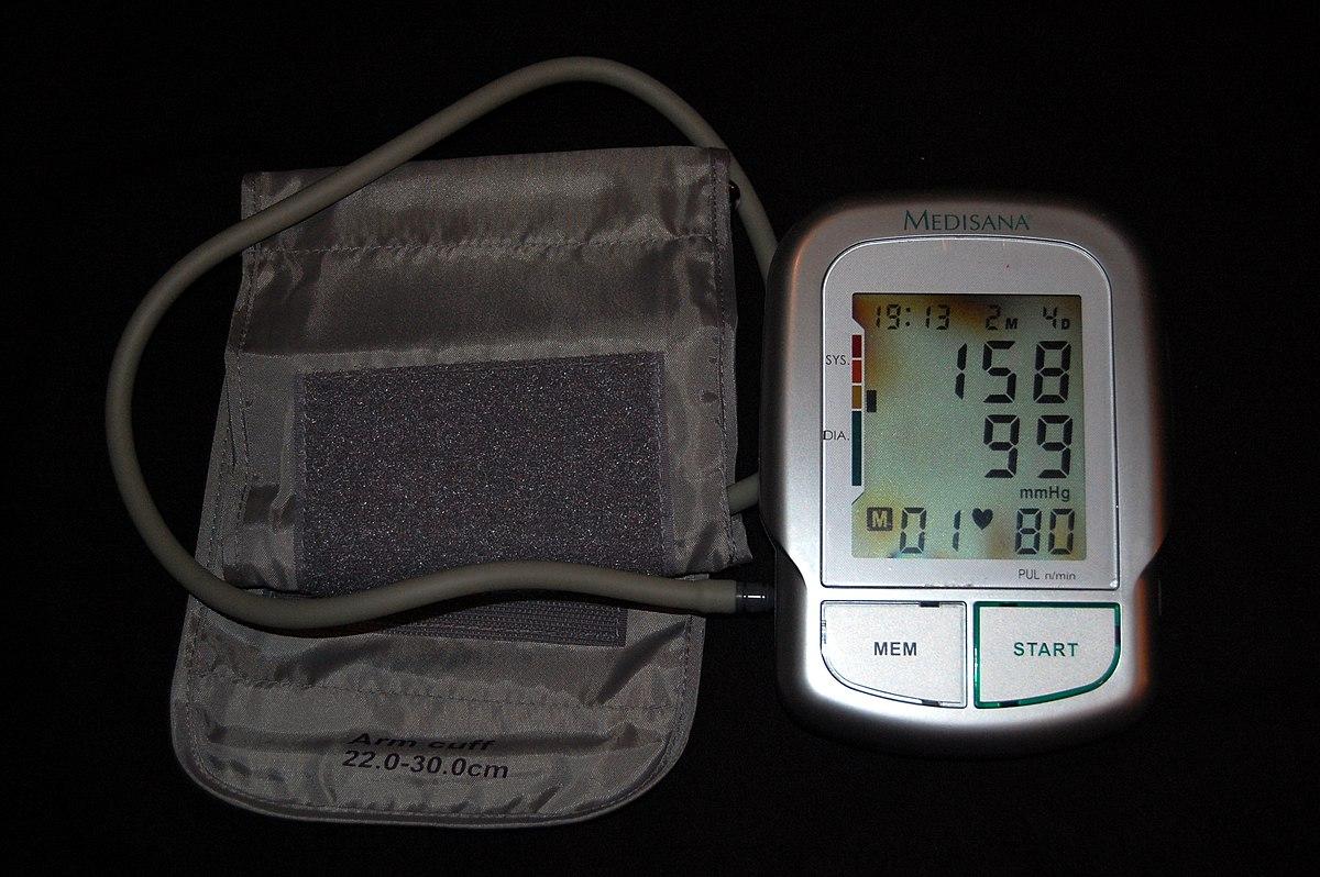 kísérő betegségek a 2 fokú magas vérnyomásban tanulmány a magas vérnyomás után