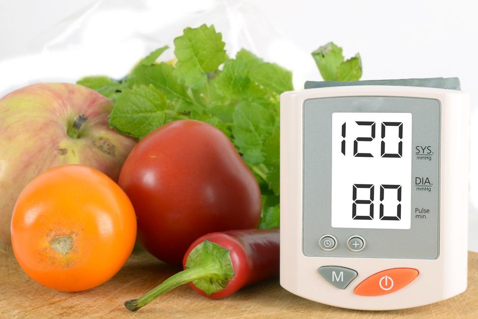 A legjobb vérnyomáscsökkentő ételek