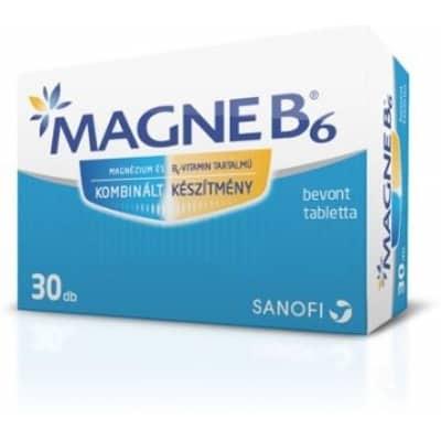 magnézium b6-vitaminnal magas vérnyomás esetén magas vérnyomás megelőzése időseknél