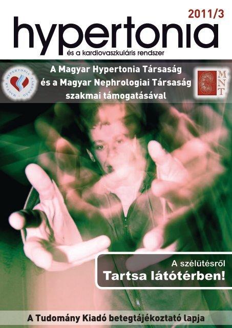 magas vérnyomás tinnitus
