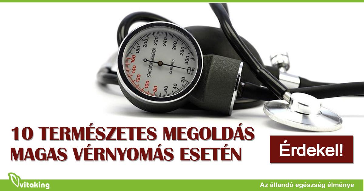 milyen italokat fogyasztanak magas vérnyomás esetén Hogyan válik a VDS hipertóniává