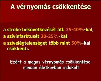agyi magas vérnyomás kezelés