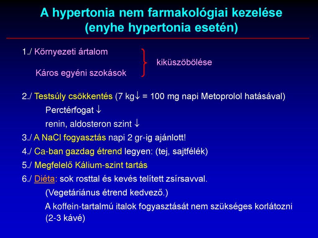 a magas vérnyomás megelőzésének okai magas vérnyomás 2 lépés