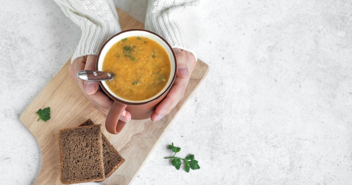 Csirkehús-leves a magas vérnyomás ellen? · Recept