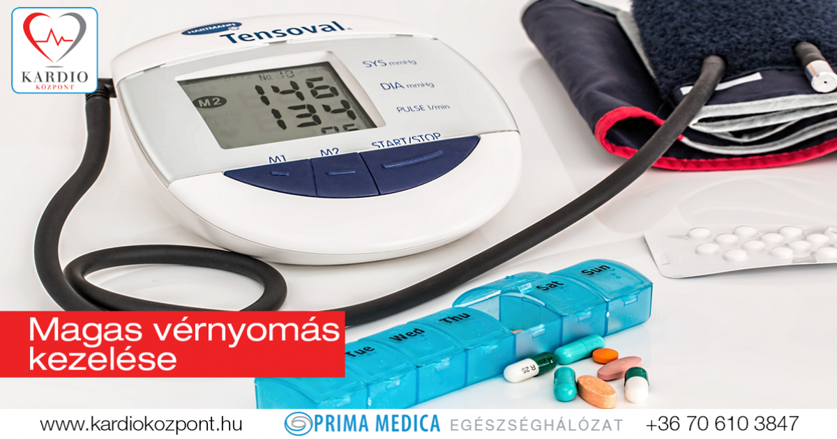 magas vérnyomás lézeres kezelés