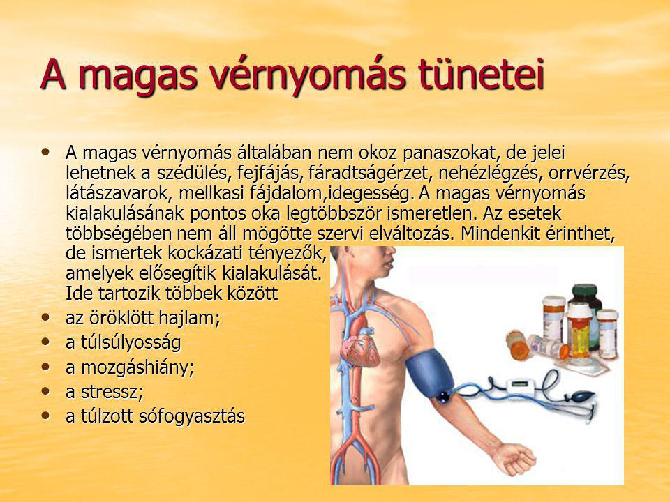 az emberek tanácsai a magas vérnyomás ellen