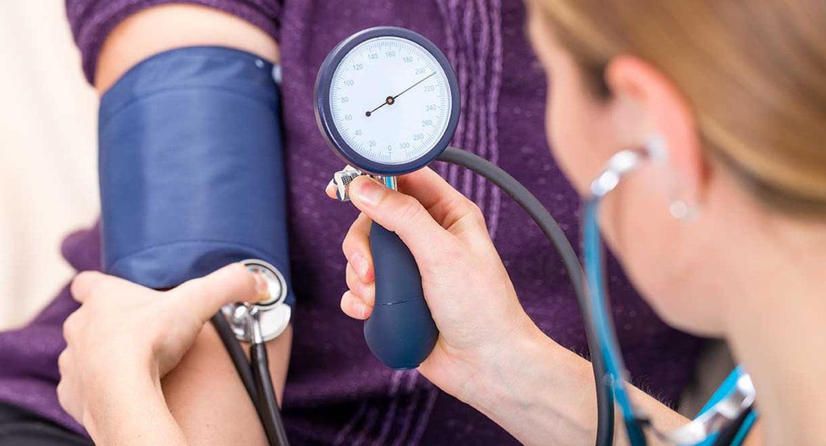A magas vérnyomás előszobája