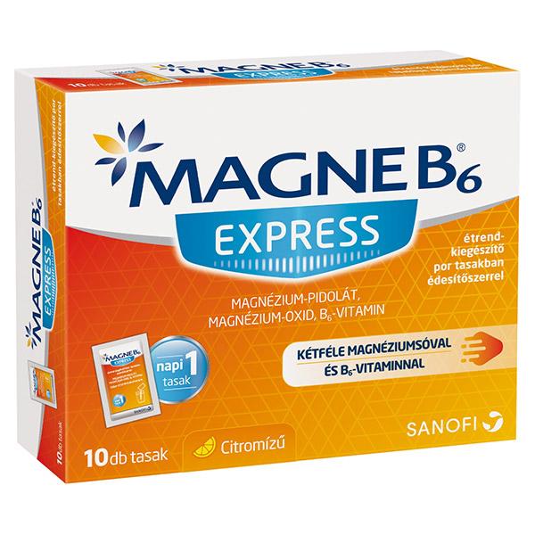 magnézium b6-vitaminnal magas vérnyomás esetén magas vérnyomás érgörcs