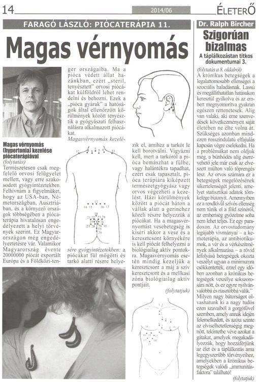 Faragó László természetgyógyász